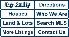 Links to Home Page, House Listings, Land & Lots, More Listings, Maps, About Us, Search Multiple Listing System, Email Us